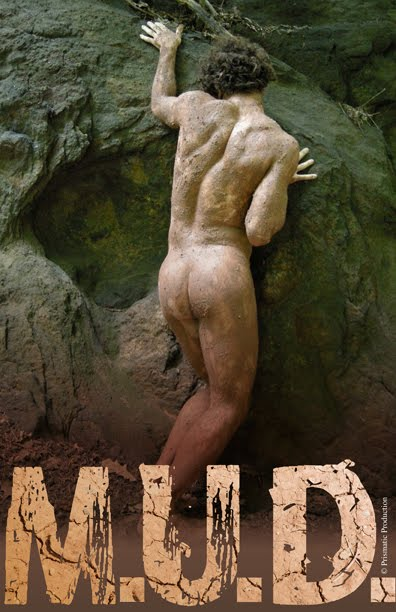 Naked Men In Mud