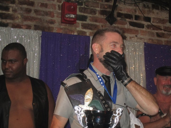 Mr. Louisiana Leather 2011 Troy Powell talks about what's hot in New Orleans,  the road to IML, and wearing leather in the Deep South!