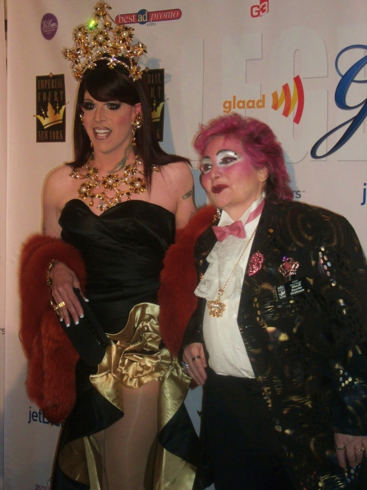 THE 27TH ANNUAL NIGHT OF A THOUSAND GOWNS: LEGENDS OF NEW YORK CITY ...