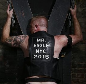 MR  EAGLE NYC 2016 LOOKS BACK… AND FORWARD! An Interview with boy