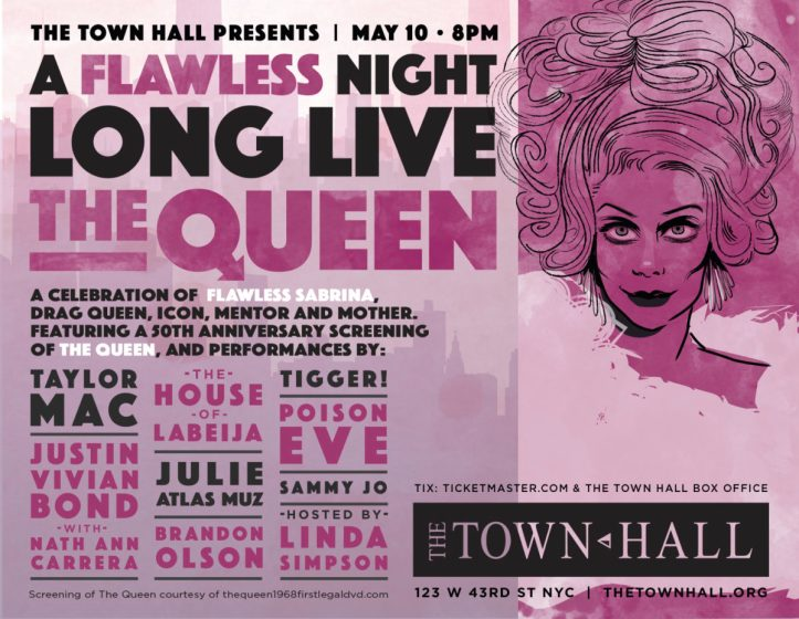 TheQueen_TownHall_Half_Horizontal_GETOUT_PRINT